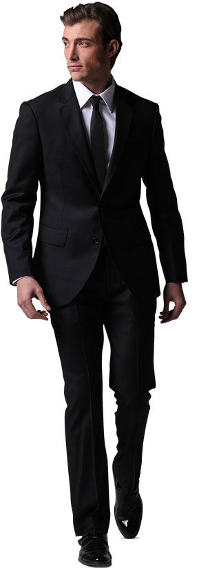 Modern tailor - Suits - Model
